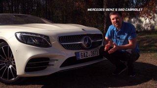 Test Mercedesu S 560 Cabriolet
