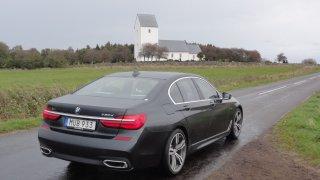 BMW 730d exteriér 4