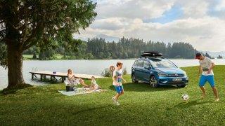 Volkswagen Touran slaví narozeniny