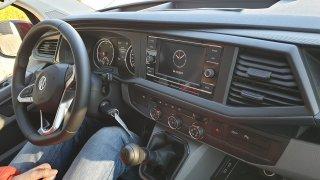 VW Transporter Kombi 6.1