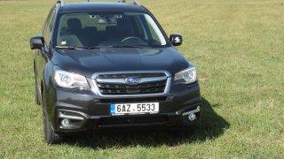 Subaru Forester - exteriér 3