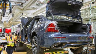 Volvo Cars otevírá svou první americkou továrnu