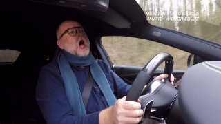 Test Mercedesu-AMG GT 63 S 4Matic+ 4door Coupé (repríza)