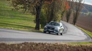 Volvo XC60 D4 Polestar jízda 4