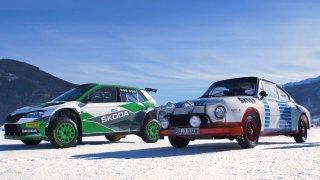 Škoda Fabia Rally2 Evo dává na frak 130 RS: Lehkost a rychlost současnosti proti kráse minulosti