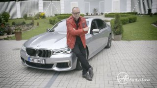 Expert Pepa a test BMW 760 Li M Performance 4
