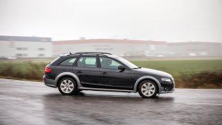 Audi A4 Allroad 2.0 TDI CR jízda 3