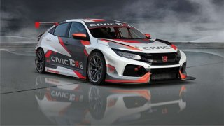 Honda Civic Type R TCR