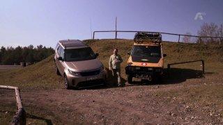 Recenze Land Roveru Discovery D300