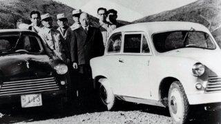 Suzuki Suzulight 1954