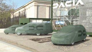 Sedmimístná Dacia Lodgy přece jen dostane nástupce. Představit by se měl už letos na podzim