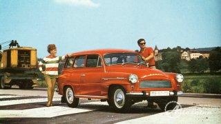 Škoda Octavia 1959 5