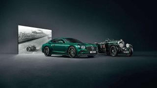 Bentley Continental GT Number 9 Edition by Mulline