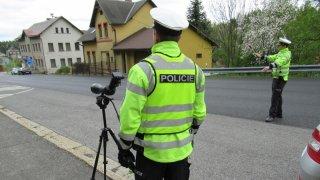 Pozor, je tady týden policejních kontrol! Radary odhalují překračování rychlosti