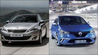 Koupě ojetého francouzského auta už není noční můra. Potvrzují to Peugeot 308 i Renault Mégane