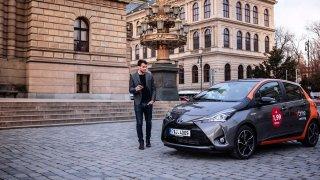 Pražané mohou sdílet první stovku aut od Anytime carsharing