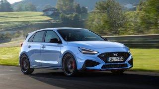 Inovovaný Hyundai i30 N stojí pod 700 tisíc korun. Poprvé bude mít automatickou převodovku