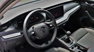 Škoda Octavia 2.0 TDI 85 kW
