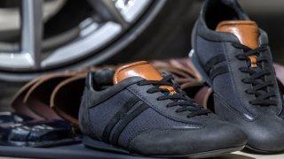 Aston Martin představil speciální edici bot - Obrá