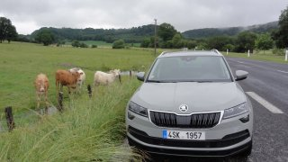 Škoda Karoq exteriér 2