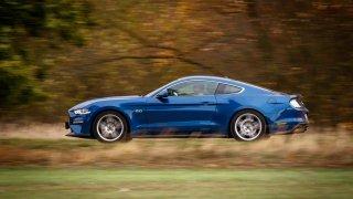 Ford Mustang jízdní 11