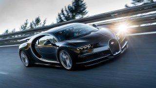 Bugatti Chiron ve skutečném světě - Obrázek 1