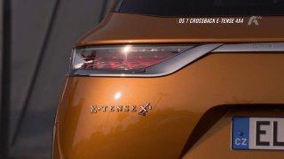 Recenze DS7 Crossback E-Tense 4x4 Grand Chic