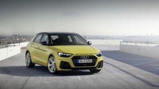 Audi A1 Sportback - partner pro městský životní styl