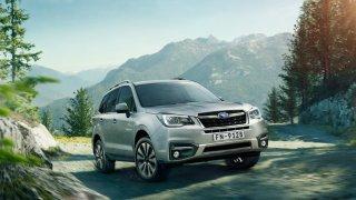 Subaru Forester IV (SJ)