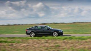 Audi A5 Sportback 2.0 TDI jízda 4