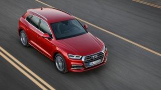 Audi Q5 3.0 V6 TDI 2