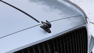 Bentley Flying Spur 2021 V8