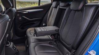 BMW X2 - atlet v dobré kondici 7