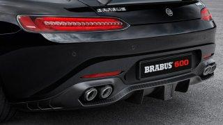 Brabus Mercedes-AMG GT S - Obrázek 4