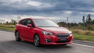 Nové Subaru Impreza vyniká skvělým podvozkem. 2