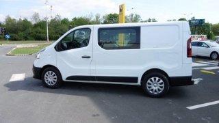 Renault Trafic Combi Van