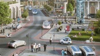 Bosch a Daimler sázejí při vývoji automatizovaného řízení na AI platformu od Nvidia