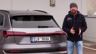 E-Salon: test Audi e-tron 55 quattro