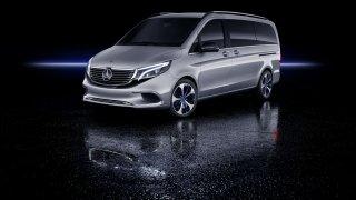 Koncept Mercedes-Benz EQV nahlíží do elektrické budoucnosti