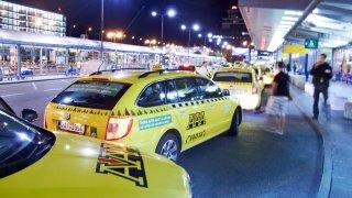 Taxikáři plánují další protest. Bude brzo a chtějí přitvrdit