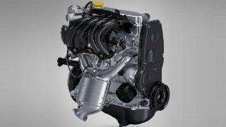 Lada Largus motor