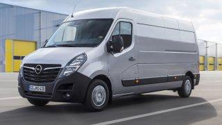 Opel nabídne novou verzi modelu Movano