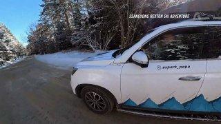Recenze Ssangyongu Rexton a skiareálů ve východní Evropě