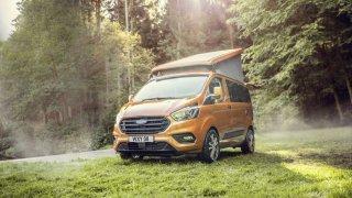 Ford představuje nový obytný Transit Custom Nugget