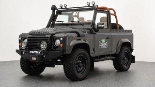 Land Rover Defender od společnosti Startech.
