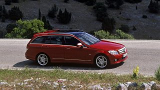 Mercedes-Benz C W204 (2008)