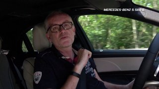 Recenze plug-in hybridu Mercedes-Benz S 560 E