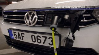 Recenze Volkswagenu Passat GTE z roku 2016