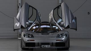 McLaren F1 LM-Specificaiton