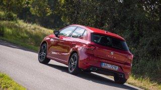 SEAT Ibiza FR 1.0 TSI jízda 3